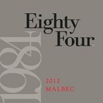 Nineteen Eighty Four Malbec 2012