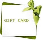 $50 Gift Card - In Store Only
