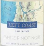 Left Coast White Pinot Noir 2017