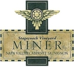 Stagecoach Vineyard Miner Napa Valley Cabernet Sauvignon 2010