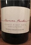 Norman Hardie County Pinot Noir Unfiltered 2016