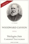 Woodward Canyon Old Vines Cabernet Sauvignon 2013