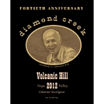 Diamond Creek Volcanic Hill 2012