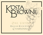 Kosta Browne Russian River One Sixteen Chardonnay 2015