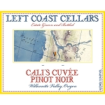 Left Coast Cellars Cali's Cuvee Pinot Noir 2014