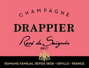 Drappier Rose Brut Champagne NV