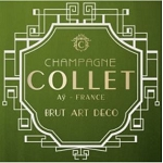 Collet Brut Art Deco Premier Cru NV