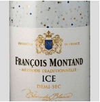 Francois Montand Demi Sec Ice NV