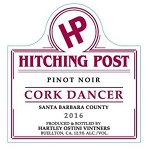 Hitching Post Cork Dancer Pinot Noir 2016