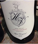 Hyde De Villaine Hdv Chardonnay Hyde Vineyard Carneros 2014
