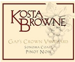 Kosta Browne Gap's Crown Vineyard Pinot Noir 2014