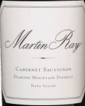 Martin Ray Diamond Mountain Cabernet Sauvignon 2016