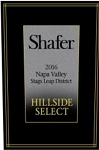 Shafer Hillside Select Cabernet Sauvignon 2016