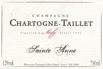Chartogne-Taillet Champagne Cuvee St. Anne NV