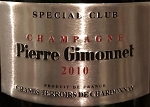 Pierre Gimonnet & Fils Champagne Special Club 2010