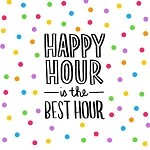 Happy Hour Special • May 13th & 14th